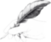 vintage-drawing-of-hand-with-feather-pen