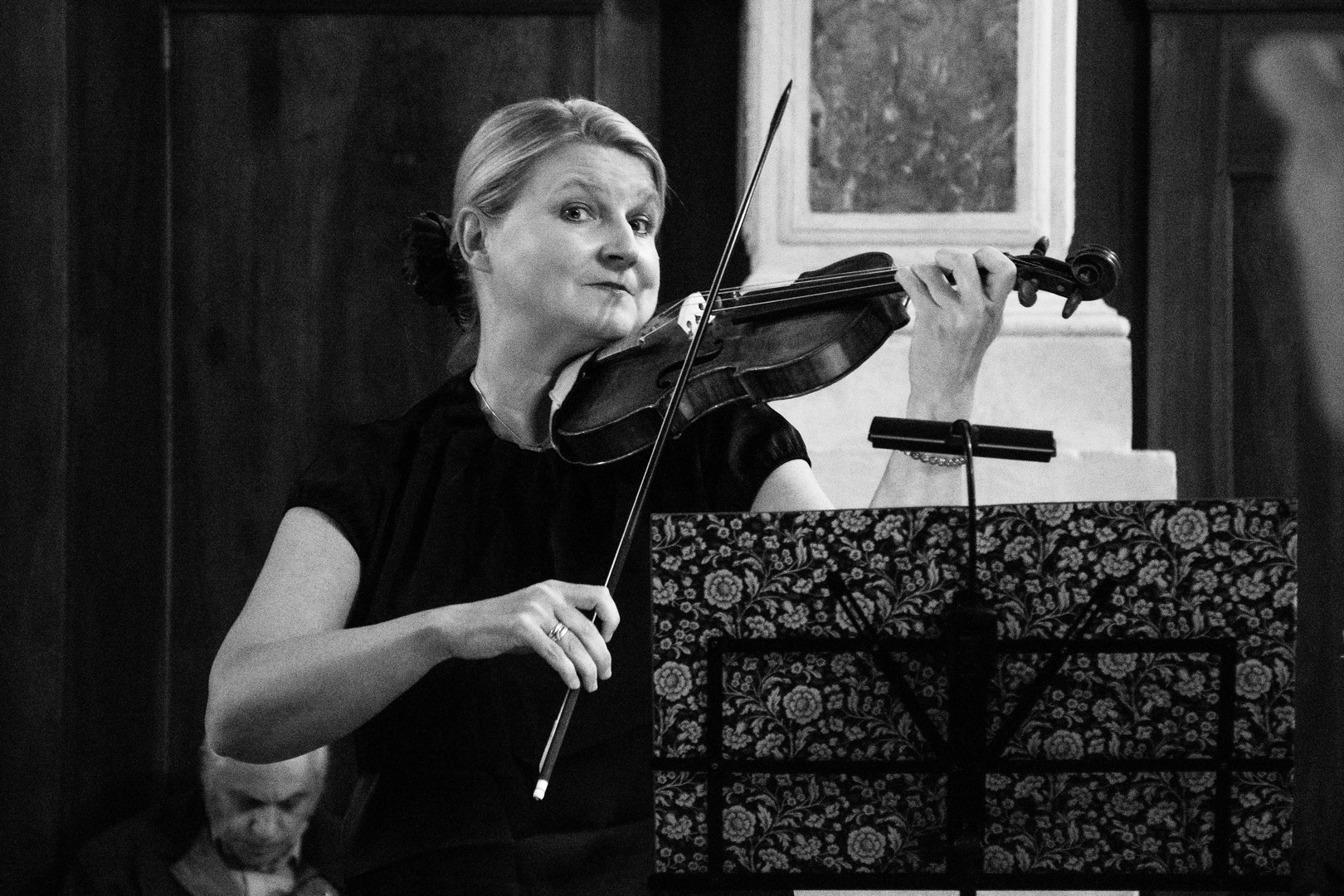 Astrid Kirschner, baroque violin