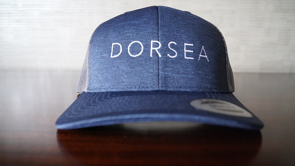 Dorsea Trucker Hat (Blue)