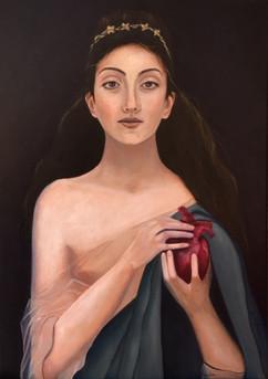 Portrait de Pascale Ogier