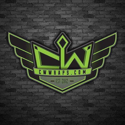 CW Logo Decal