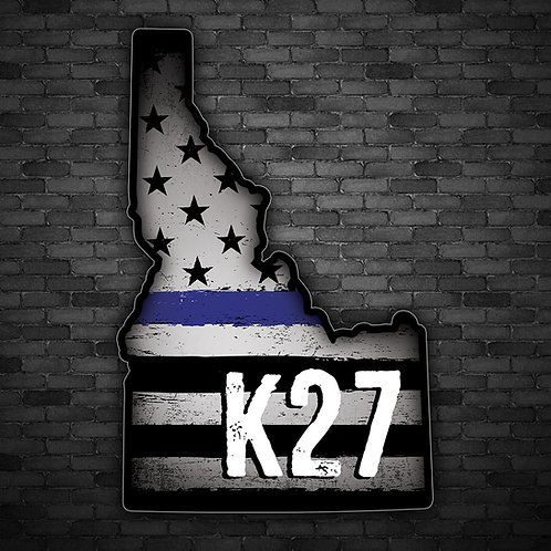 K27 Idaho Decal