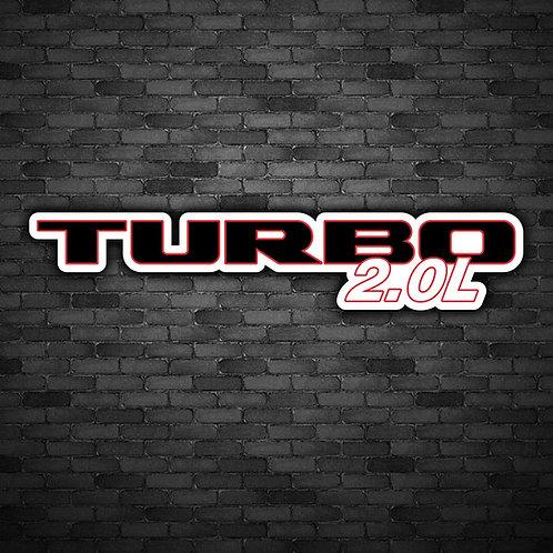 Jeep Turbo 2.0L