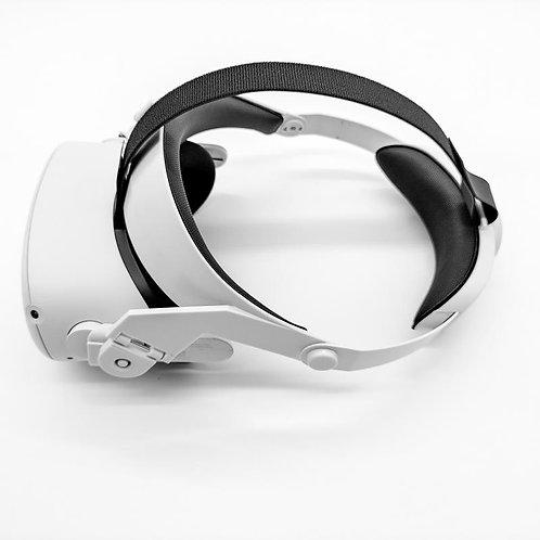 GOMRVR verstellbarer Halo-Gurt für Oculus Quest 2 VR,