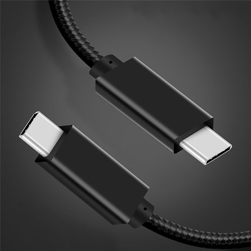 0.5/1/2/3m USB Type-C Cable Speed Data Transfers