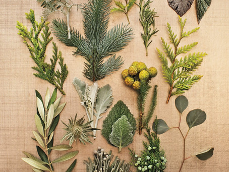 Need A Creative Idea For Centerpieces This Week? Think Texture