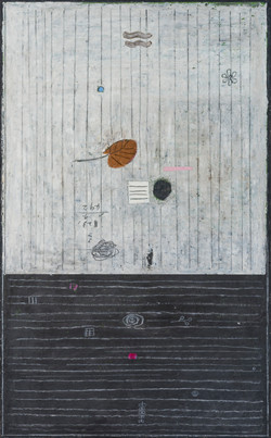 130x85cm, oil on canvas, 2015
