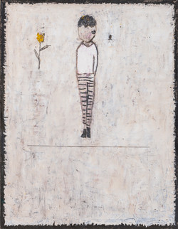 53x41cm, oil on canvas, 2006