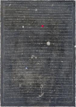91x65cm, oil on canvas, 2014