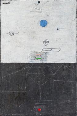 146x97cm, oil on canvas, 2015