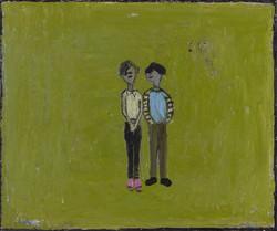 46x38cm, oil on canvas, 2015