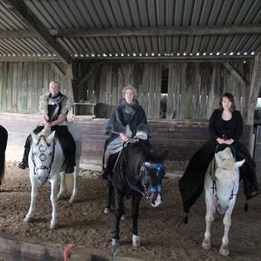 Riding for Actors