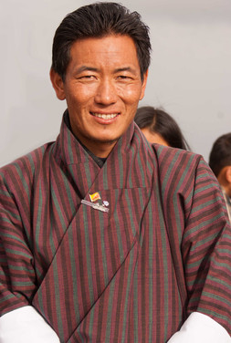 Rinchen, Trip Leader, Eastern Bhutan Operations