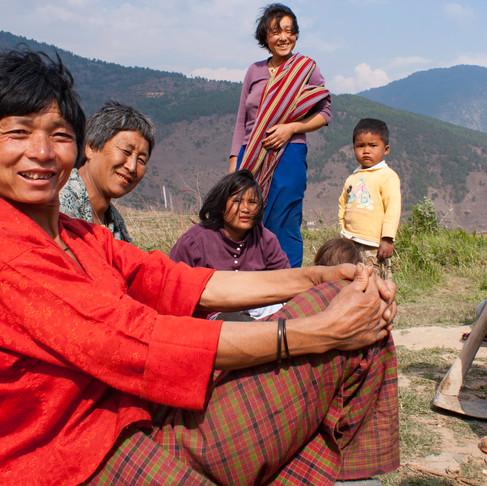 Exploring Bhutan's GNH