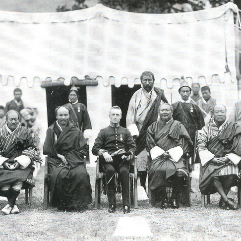 Basic Bhutanese History