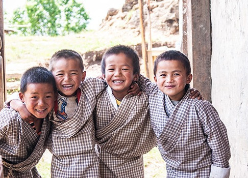 "Bhutan Sponsors""International Happiness Day"""
