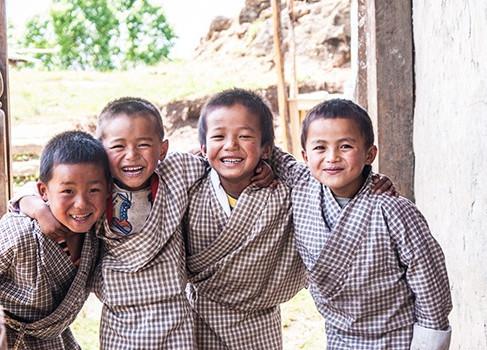 "Bhutan Sponsors""International Happiness Day"""
