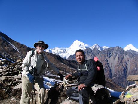 Chencho, Senior Trekking Leader