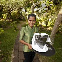 Room Service, Heritage Suites Hotel, Siem Reap
