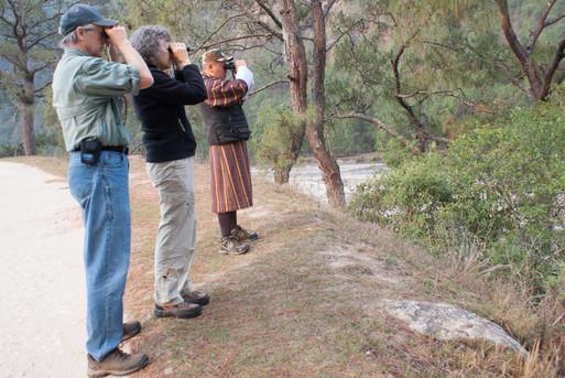 Tashi Namgay, Bhutan Birding Expert