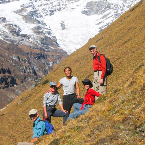 In goddess Jomo's lap: a trek to Bhutan's Mount Jomolhari