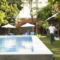 Poolside, Iroha Garden, Phnom Penh