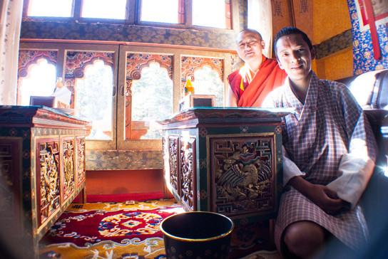 Yeshey Wangchuk, Country Coordinator