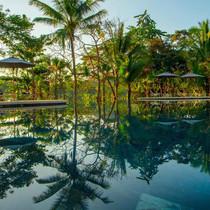 The Le Bel Air Pool