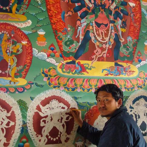Sacred Expression: Bhutan's Buddhist Arts
