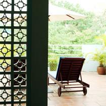 Garden View, Iroha Garden Hotel, Phnom Penh