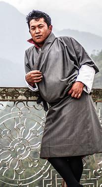 Dorji Phuba, Trip Leader, Western Bhutan