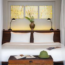 Bed, Iroha Garden Resort, Phnom Penh