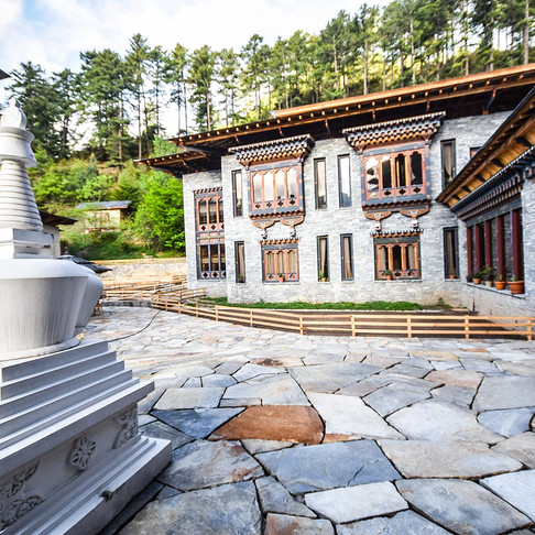 The Bhutan Mountain Resort: Our family-run traditional lodge in the Central Highlands of Bhutan