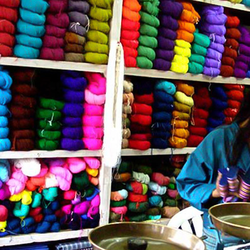 A Journey to Learn about Bhutan's Textiles