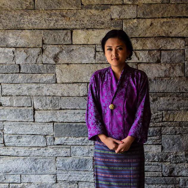 Tenzin, Head of Front Office