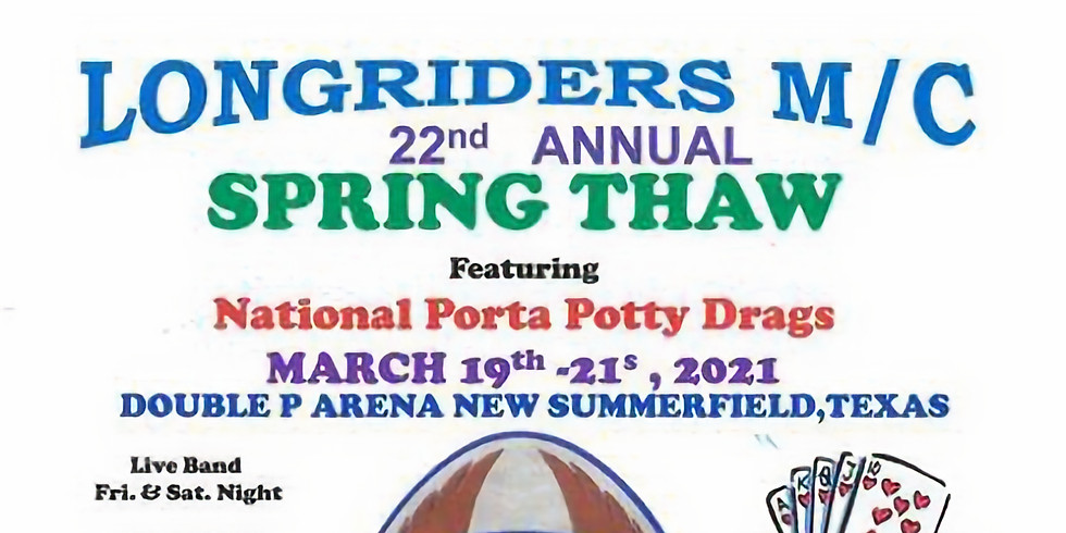 Longriders MC Spring Thaw