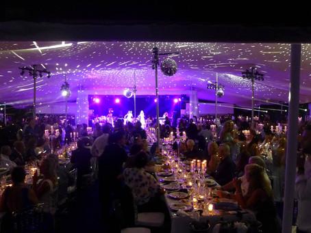 Fawaz Gruosi's celebration | Amadeus Electric Quartet @ Cala di Volpe | Porto Cervo