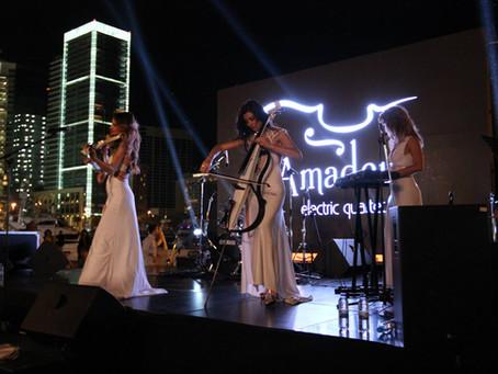 Amadeus @ Fête de la Musique - Beirut | Lebanon.