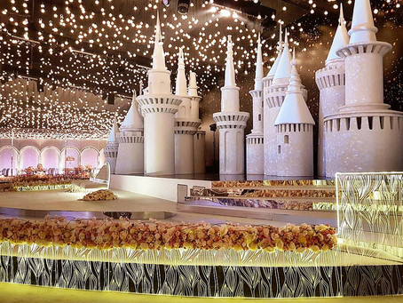 Amadeus Electric Quartet | Royal wedding in Doha - Qatar.