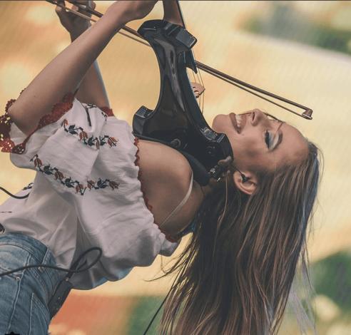 Bianca - violin