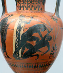 Timasarco lottarore di Egina