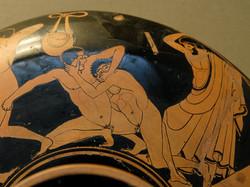Epharmostos di Opunte, lottatore