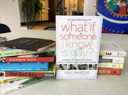 What if Someone I Know i Gay? by Eric Marcus