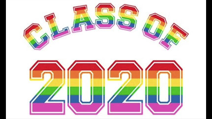 To the WNY LGBTQ+ Graduates from the Class of 2020, WE LOVE YOU FOR WHO YOU ARE!