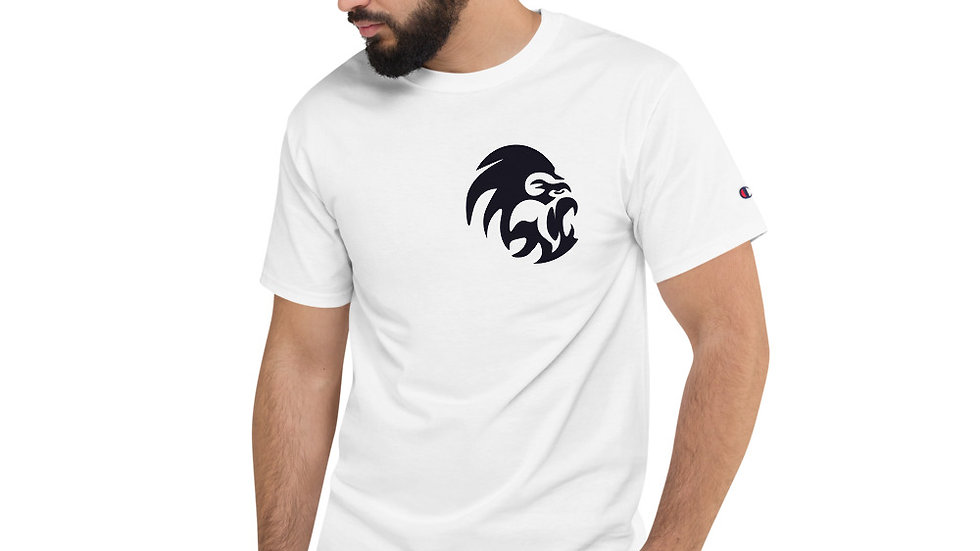 Men's Champion T-Shirt with logo