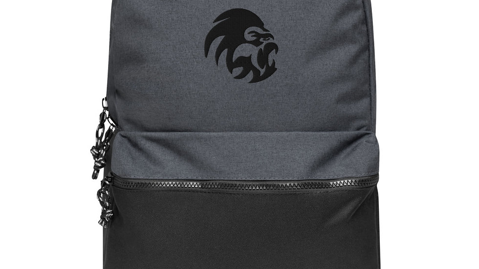 Logo Embroidered Champion Backpack