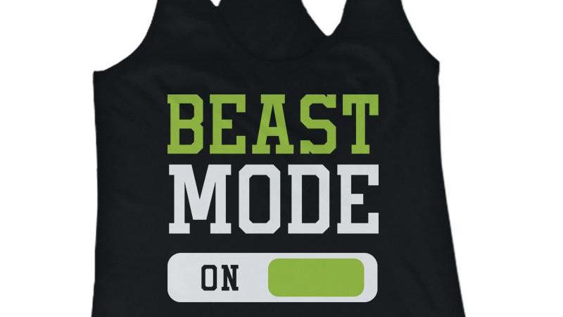 Beast Mode Women's Workout Tanktop