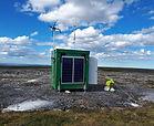 Kuujjuaq VHF Repeaters