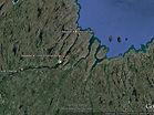 Kuujjuaq map