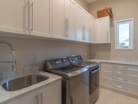 The Value of the Serious Laundry Room